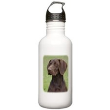 German Shorthaired Pointer AA004D-019 Water Bottle