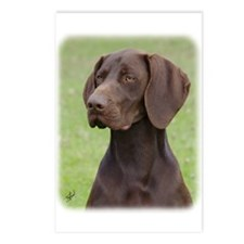 German Shorthaired Pointer AA004D-019 Postcards (P
