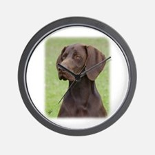 German Shorthaired Pointer AA004D-019 Wall Clock