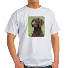 German Shorthaired Pointer AA004D-019 T-Shirt