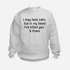 Cute Humor Sweatshirt