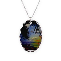 Paradise Sunset Necklace
