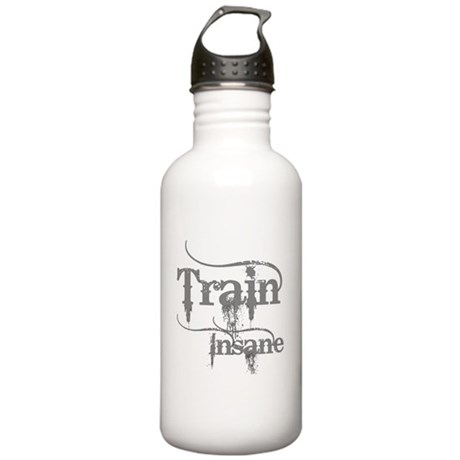 Train Insane Stainless Water Bottle 1.0L