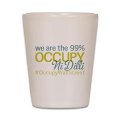 Occupy Ni Dilli Shot Glass