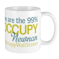 Occupy Newnan Mug