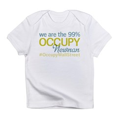 Occupy Newnan Infant T-Shirt