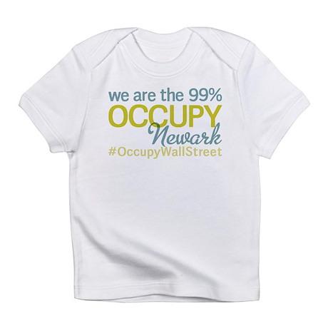 Occupy Newark Infant T-Shirt