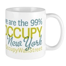 Occupy New York Mug