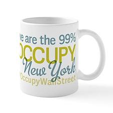Occupy New York Mug