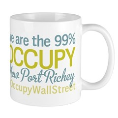 Occupy New Port Richey Mug