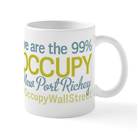 Occupy New Port Richey Mug