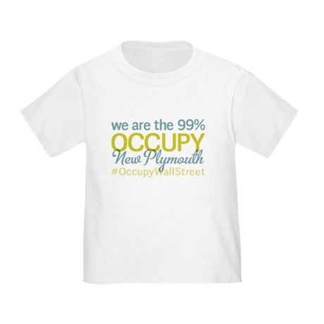 Occupy New Plymouth Toddler T-Shirt