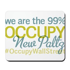 Occupy New Paltz Mousepad