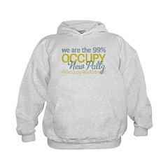 Occupy New Paltz Hoodie