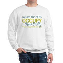 Occupy New Paltz Sweatshirt