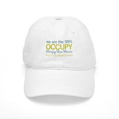 Occupy New Mexico Baseball Cap