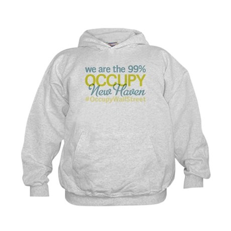 Occupy New Haven Kids Hoodie