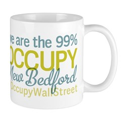 Occupy New Bedford Mug