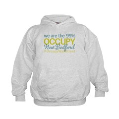 Occupy New Bedford Hoodie