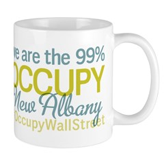 Occupy New Albany Mug