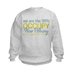 Occupy New Albany Sweatshirt