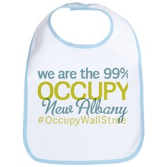 Occupy New Albany Bib
