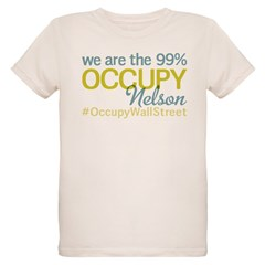 Occupy Nelson T-Shirt