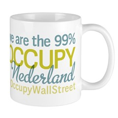 Occupy Nederland Mug