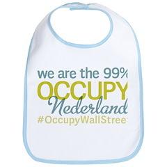 Occupy Nederland Bib