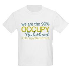 Occupy Nederland Kids Light T-Shirt