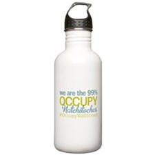 Occupy Natchitoches Water Bottle