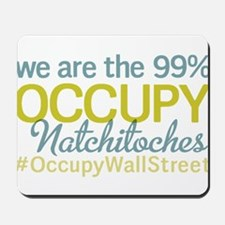 Occupy Natchitoches Mousepad