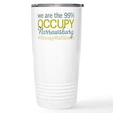 Occupy Narrowsburg Travel Coffee Mug