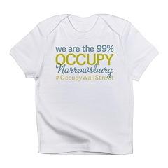 Occupy Narrowsburg Infant T-Shirt