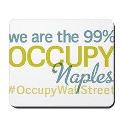 Occupy Naples Mousepad