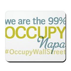 Occupy Napa Mousepad