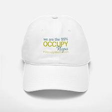 Occupy Napa Baseball Baseball Cap