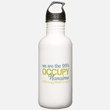 Occupy Nanaimo Water Bottle