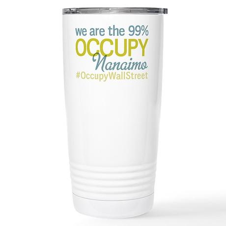 Occupy Nanaimo Stainless Steel Travel Mug