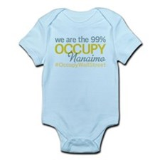 Occupy Nanaimo Infant Bodysuit