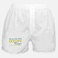 Occupy Nampa Boxer Shorts