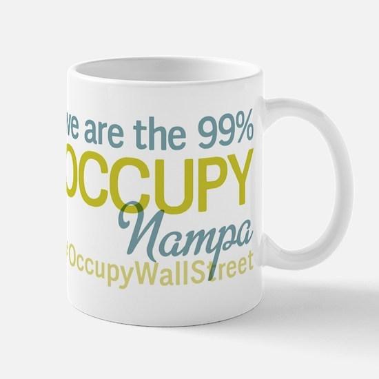 Occupy Nampa Mug