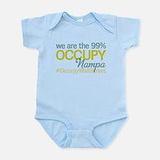 Occupy Nampa Infant Bodysuit