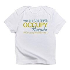 Occupy Nairobi Infant T-Shirt