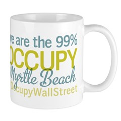 Occupy Myrtle Beach Mug
