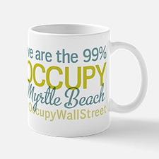 Occupy Myrtle Beach Small Small Mug