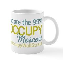 Occupy Moscow Mug