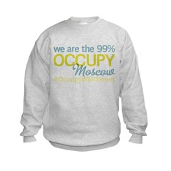 Occupy Moscow Sweatshirt