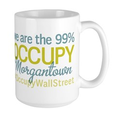 Occupy Morgantown Mug