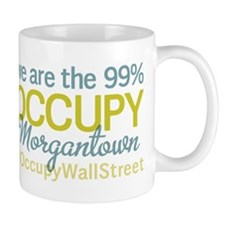 Occupy Morgantown Mug